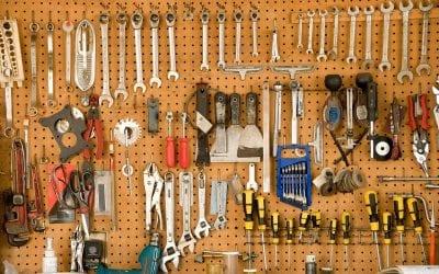 4 Helpful Ideas for Garage Storage