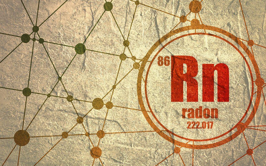 dangers of radon